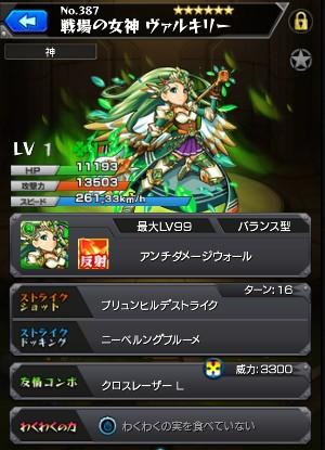 戦場の女神 ヴァルキリー