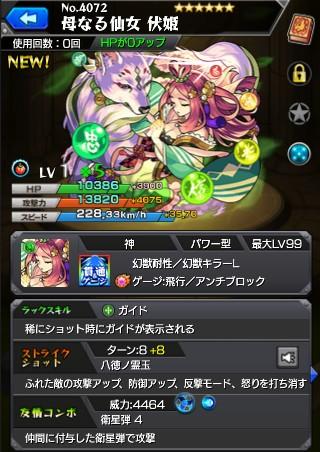 母なる仙女 伏姫